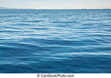 High resolution blue water - High resolution blue sea water