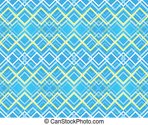 Winter sport seamless pattern - Connected winter sport...