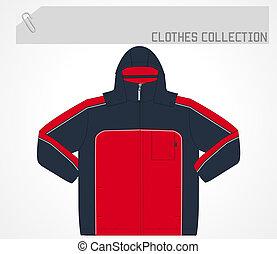 Menswear Clothing / Jacket