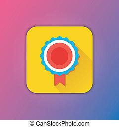 Vector Award Icon