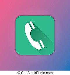 Vector Call Icon