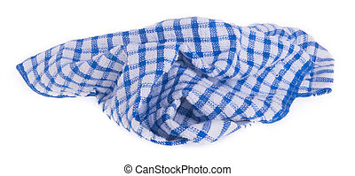 towel Kitchen towel on a background - towel Kitchen towel on...