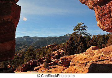 Portal Garden of the Gods - A view of the magnificent Garden...