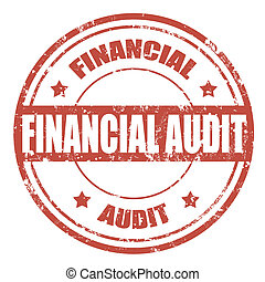 Financial Audit-stamp