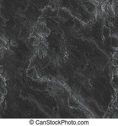 Black Metal Seamless Texture - Grunge Black Industrial Metal...