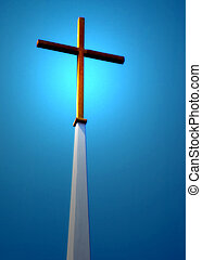 Wedding Chapel Cross