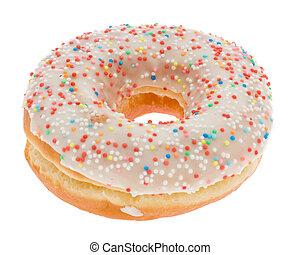 donut, glaze