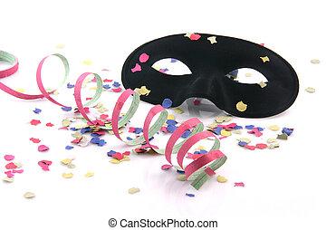carnival time - carnival concepts paper confetti streamers...