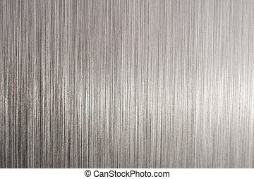 Brushed metal abstract background texture