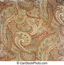 Paisley pattern - Fancy paisley design pattern...