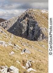 Trail from Ciemniak to Malolaczniak - Czerwone Wierchy...