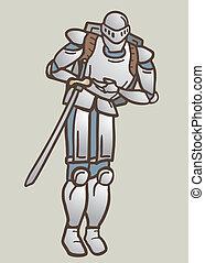 Reverence warrior - Creative design of reverence warrior