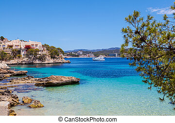Cala Fornells View in Majorca - Cala Fornells View in...