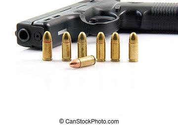 seven  bullets gun