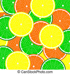 texture of citrus fruits