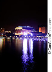 Esplanade Singapore - The Esplanade in Singapore on the...