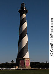 Cape Hatteras Light - A view of the Cape Hatteras Light