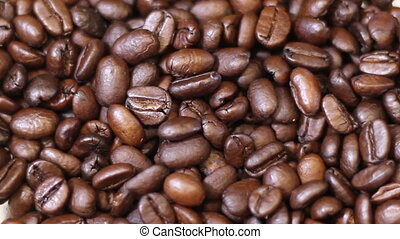 Coffee Fastest Speed Grind, coffee beans rattle and shake...