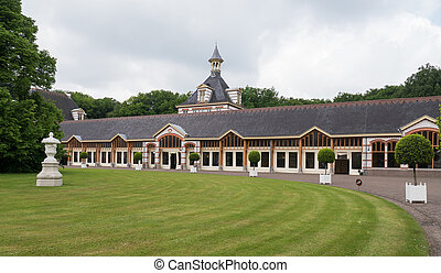 Coach house at Palace Het Loo - Coachhouse at palace Het...