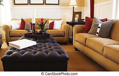 Living toom interior - Living Room interior design