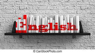 English. Education Concept.