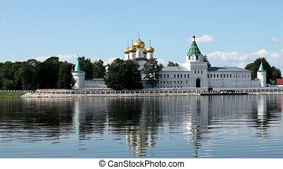 Ipatiev Monastery - View of the Ipatiev Monastery of...