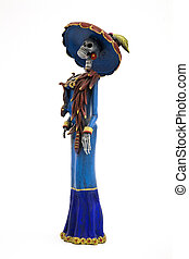 Catrina - Tradtional mexican representation of the dead as a...