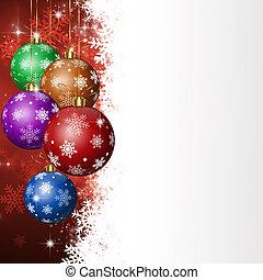 Xmas Holiday Balls