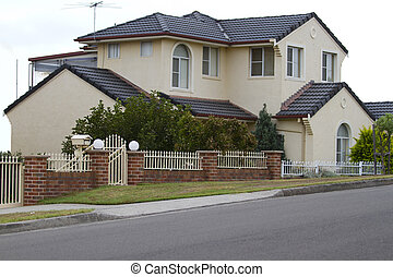 Australian home - A beautiful Australian home with a nice...