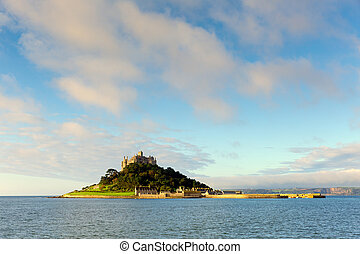 St Michaels Mount Cornwall England