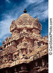 Gangaikonda Cholapuram Temple. India - Gangaikonda...