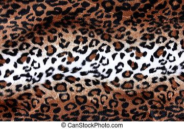 Texture of leopard skin background - Texture of leopard skin...