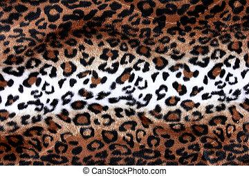 Leopardo, textura, Plano de fondo, piel