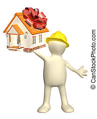 Housing as a gift