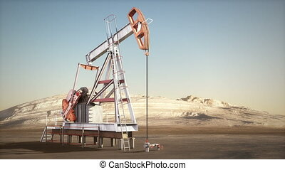 Working oil jack