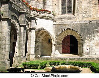Abbey of Brantome