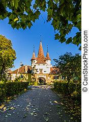 ecaterina gate in brasov, romania - ecaterina gate in brasov...