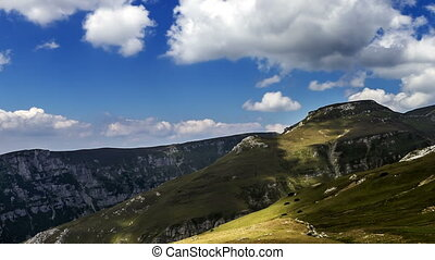 Romania mountains landscape time la - Transylvania Romania...