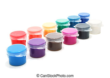 Various Ink Cans