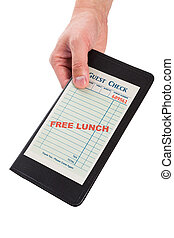 Free Lunch, Business Concepts