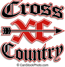 cross country with xc