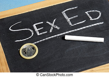 Sex Education - Sexual education to teach our youth about...