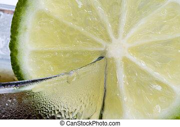 Lime Garnish