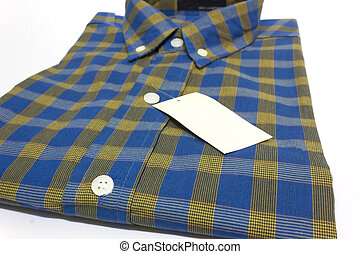 Mens shirt - A shirt is a cloth garment for the upper body