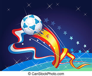 Final World cup soccer ball
