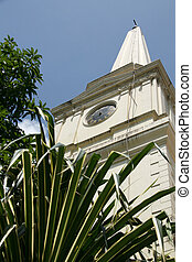 St. Mary\\\'s Church, Fort St. George, Chennai, India