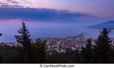 Zakynthos sunrise timelapse - Beautiful full HD timelapse...