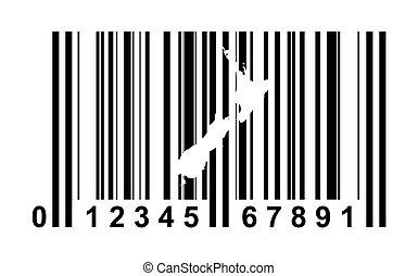New Zealand bar code - New Zealand shopping bar code...