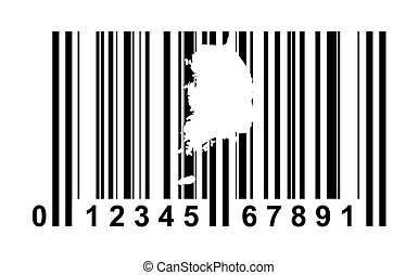 South Korea Bar code