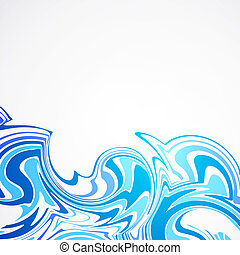 Colors abstract background illustration